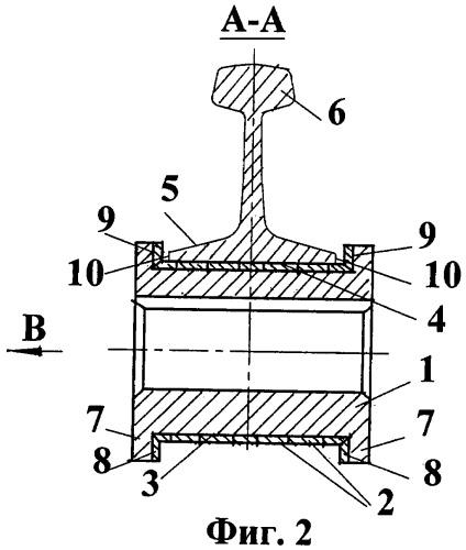 Фреза комбинированная для обработки подошвы рельса