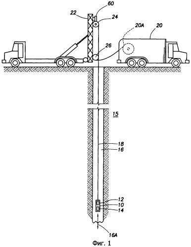 Способ и устройство для передачи сигналов на измерительный прибор в стволе скважины