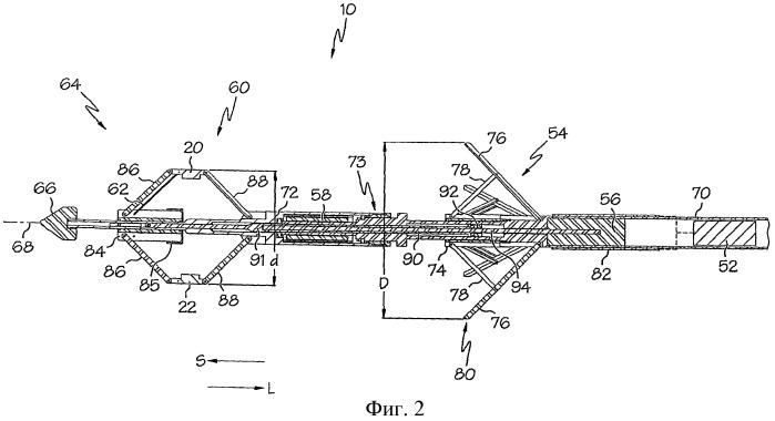 Каротажное устройство, предназначенное для каротажа скважины (варианты)