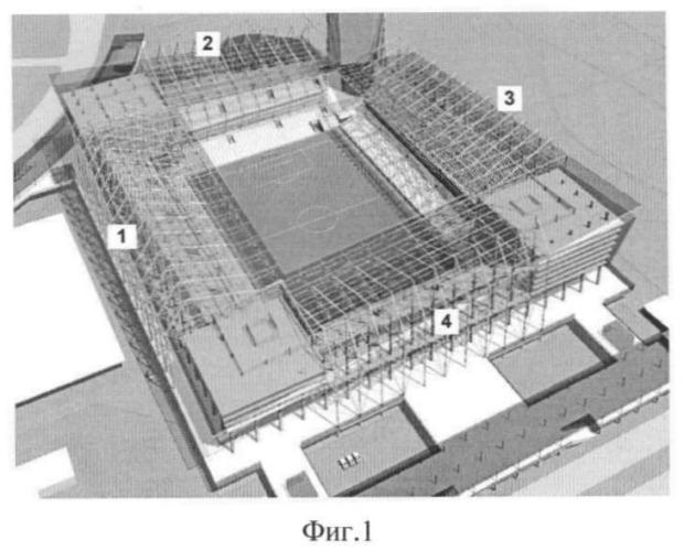 Способ мониторинга и прогнозирования технического состояния строительных объектов