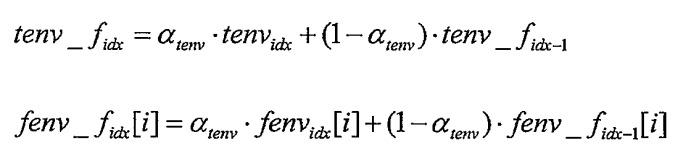 Способ и средство для кодирования информации фонового шума