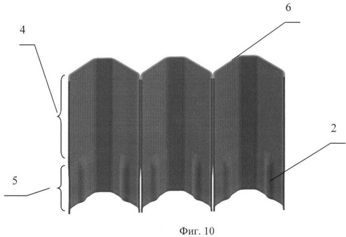 Дистанционирующая решетка сборки тепловыделяющей