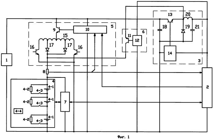 Способ эксплуатации литий-ионной аккумуляторной батареи в автономной системе электропитания