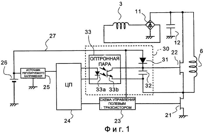 Устройство защиты фазоопережающей нагрузки электрогенератора с самовозбуждением
