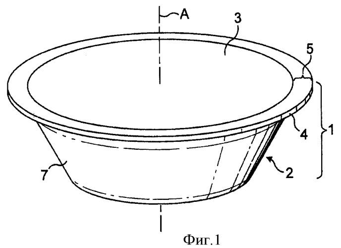 Способ приготовления содержащейся в капсуле пищевой жидкости путем центрифугирования и устройство для его осуществления