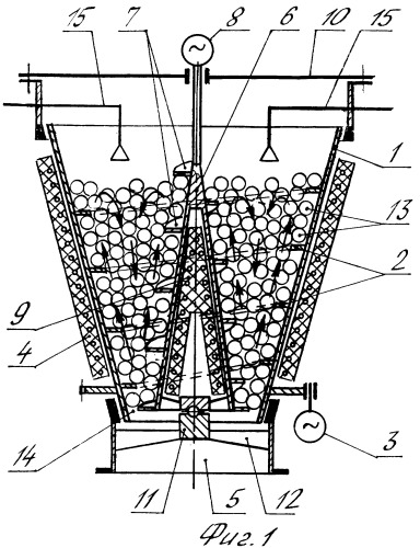 Аппарат для получения кристаллов веществ из растворов