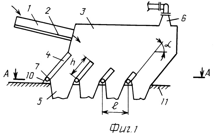 Комплекс для фракционирования отсевов дробления при производстве нерудных строительных материалов