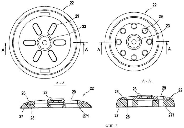 Инструментальный набор для эксцентриковой шлифовальной машины