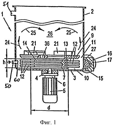 Способ и устройство для первичной обработки материала