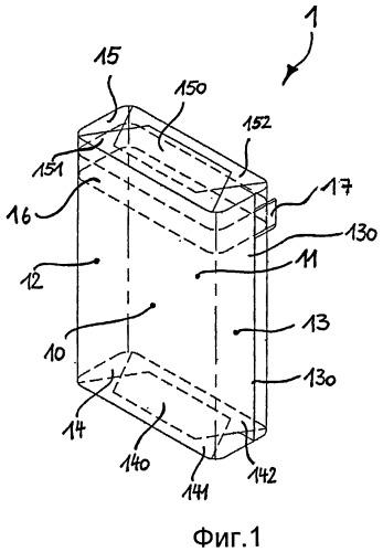 Способ изготовления запечатанной пачки потребительских изделий