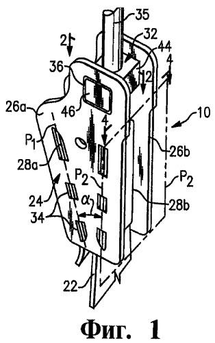 Замок для закрепления конца удлиненного несущего элемента и способ изготовления замка лифтовой системы