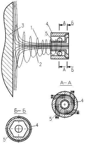 Способ струйного охлаждения поверхностей и устройство для его осуществления