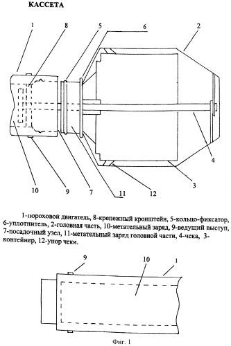 Ручной гранатомет модернизированный (кассетный) (pгмк)