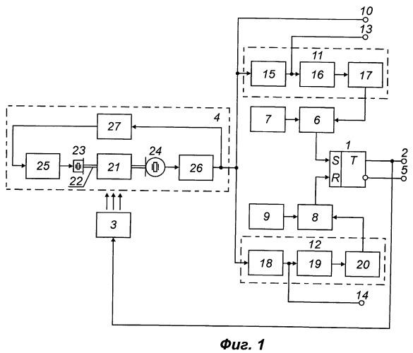 Автоколебательный термомультивибратор