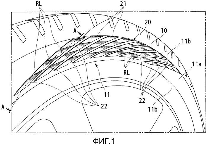 Пневматическая шина