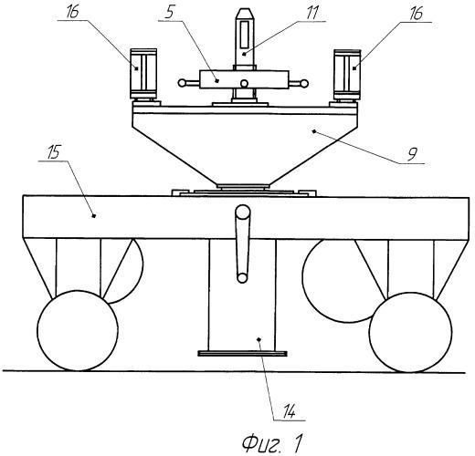 Способ демонтажа пятника вагона