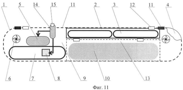 Подводная транспортная система