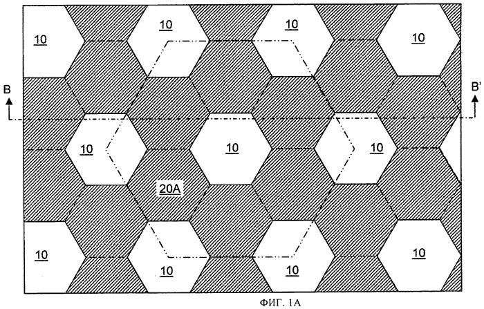 Способ формирования наноразмерного рисунка на подложке (варианты) и структура с рисунком, состоящая из наноразмерных самособранных самовыстроенных структур