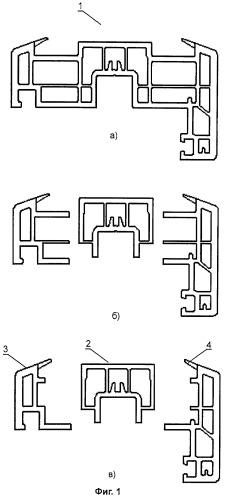 Способ изготовления створки оконного блока