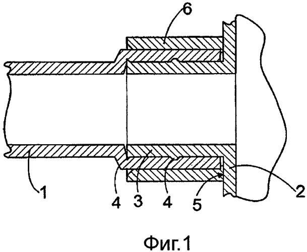 Способ формирования зажимного кольца и зажимное кольцо