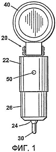Усовершенствованный индикатор трубопроводного скребка с регулируемой установкой