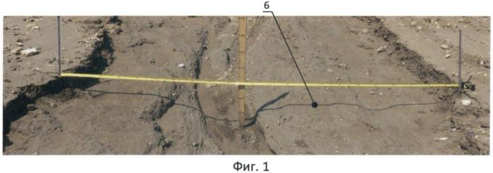 Способ определения потерь почвы от водной эрозии