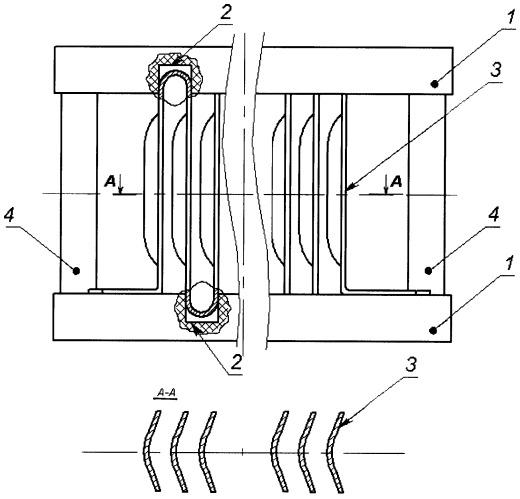Воздухоохлаждаемый резистор