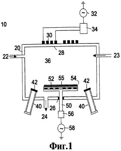 Способ и установка для эпитаксиального выращивания полупроводников типа iii-v, устройство генерации низкотемпературной плазмы высокой плотности, эпитаксиальный слой нитрида металла, эпитаксиальная гетероструктура нитрида металла и полупроводник