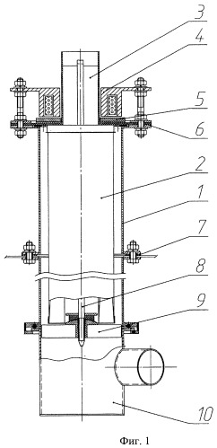 Регенерируемый фильтр для очистки воздуха от радиоактивной пыли