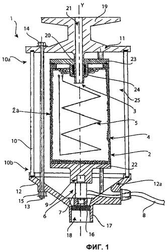 Усовершенствованный осушитель воздуха, предназначенный для маслорасширительных баков, используемых в электрооборудовании