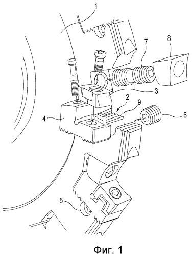 Режущий инструмент и кассета для него