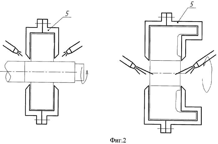 Способ восстановительного ремонта ступеней центробежного насоса