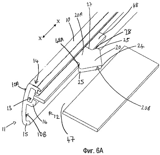 Крепежный шнур для использования с уплотнением для уплотнения окон