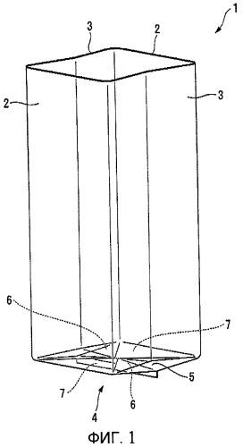 Способ упаковывания кремния и упаковочный корпус