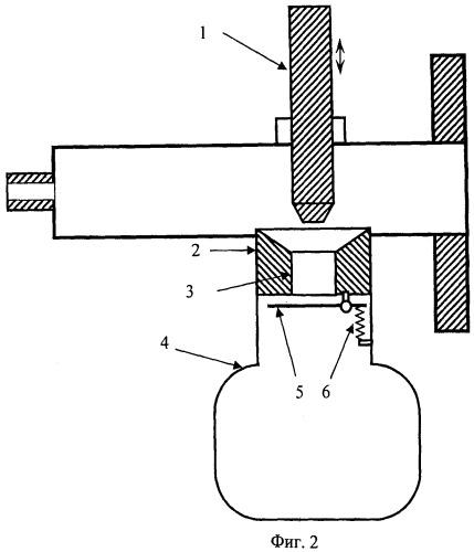 Устройство для синтеза углеродных нанотрубок из углеводородного газа
