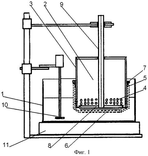 Электролизер для извлечения индия из расплава индийсодержащих сплавов
