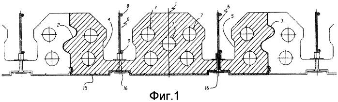 Составное изделие для конструируемых перекрытий