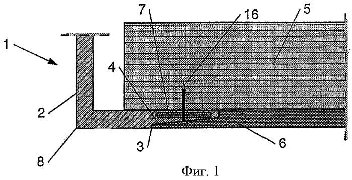 Конструктивный элемент для использования во внутренних работах по отделке помещений