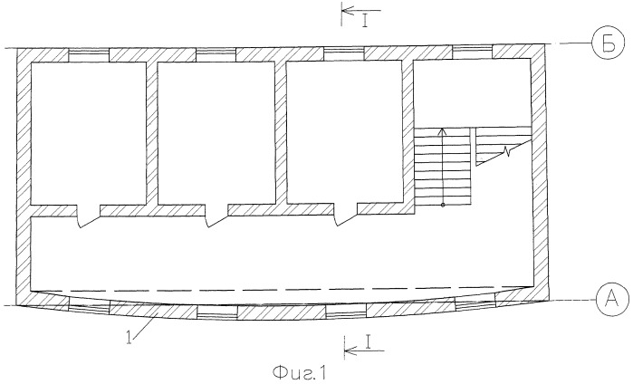 Способ усиления здания или сооружения