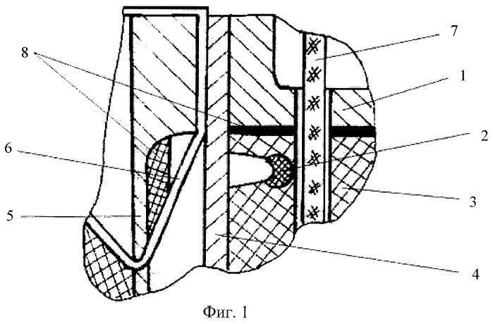 Линейное устройство разделения на удлиненном кумулятивном заряде