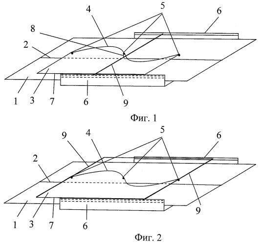 Планшет для выбора объектов наблюдения с орбитального космического аппарата
