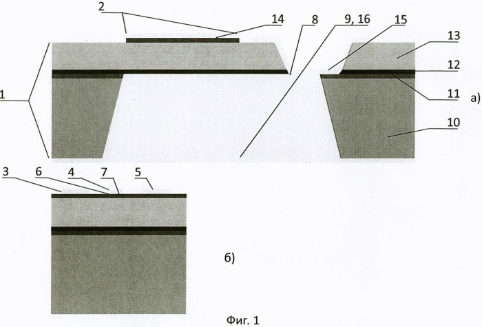 Мощный полевой транзистор свч