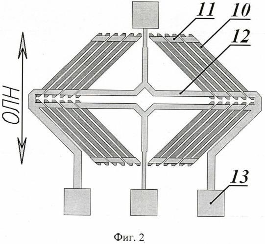 Способ изготовления магниторезистивного датчика