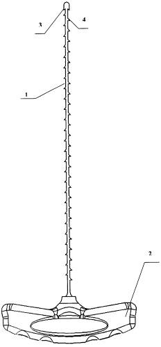 Устройство для удаления дренажной трубки