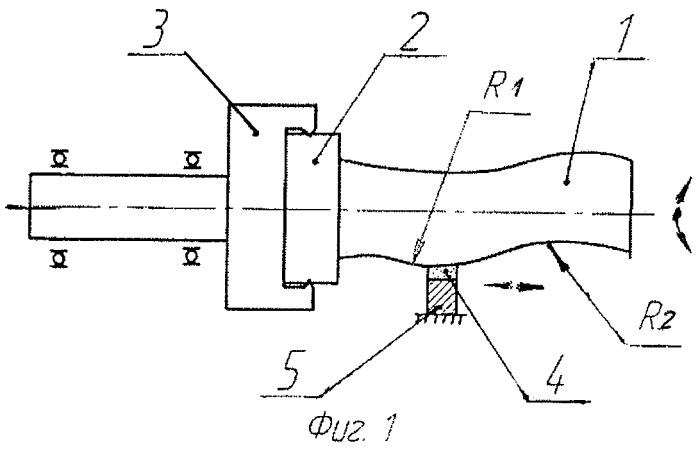 Способ шлифования криволинейной кромки пера лопаток газотурбинных двигателей