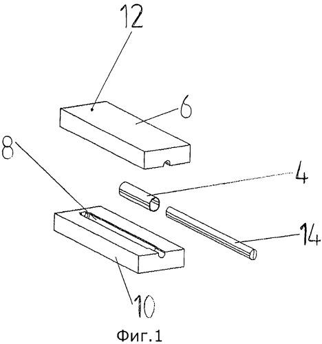 Способ изготовления рукоятки ручного инструмента и рукоятка ручного инструмента