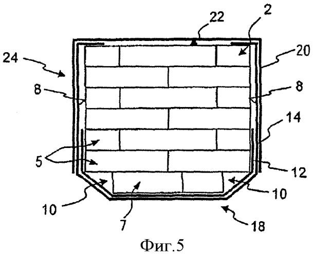 Способ изготовления упаковочной единицы без поддона