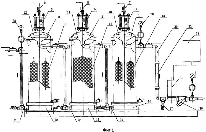 Устройство для автоматического разделения и рекуперации масла и воды и система по автоматическому разделению и рекуперации масла и воды в море