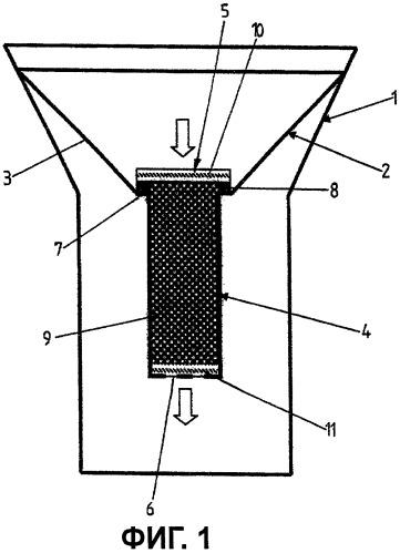 Способ и устройство для обогащения воды ионами магния