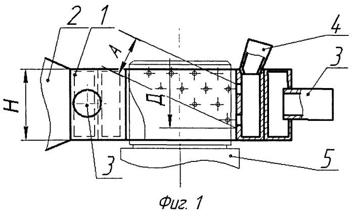 Индукционное устройство для термообработки изделий с их вращением